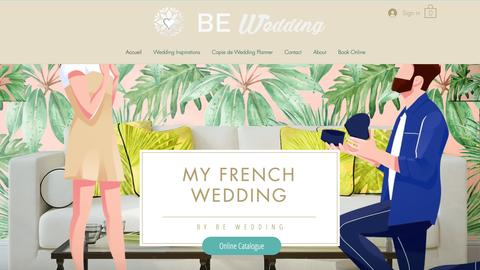 Projet Be Wedding