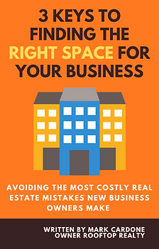 3 keys to Finding The Right Space For Yo