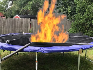 What A New Trampoline Assembly Taught Me About Following Directions