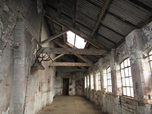 Ever wanted to urbex without the risk? Studio 15 Birmingham September 22nd