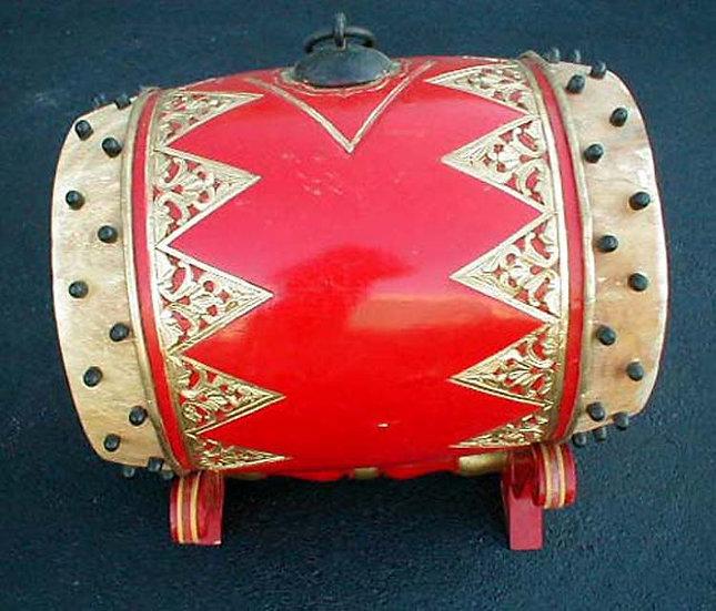 Gamelan Drum from Indonesia Java Bali