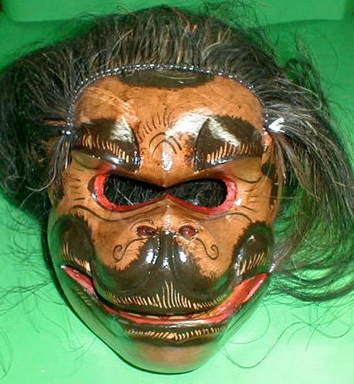 Bali Hanaman Monkey Mask