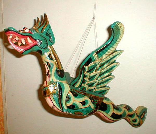 Bali Dewi Dragon