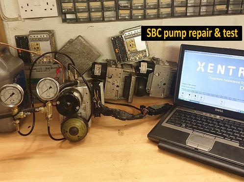 Mercedes SBC Pump Reset & Refurbishment with 6 Months Warranty
