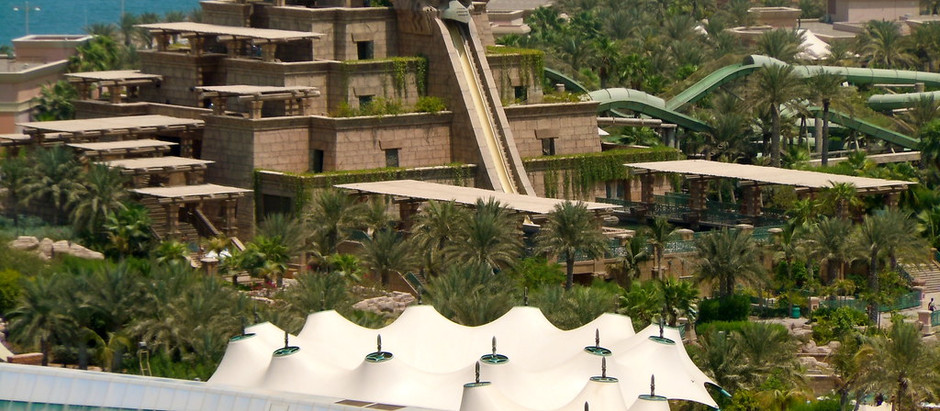 Fun Places and Activities in Dubai