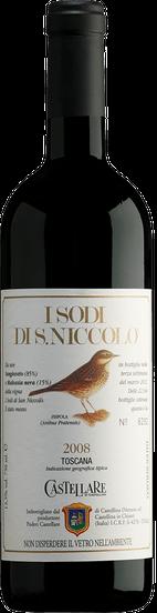 I Sodi di San Niccolò Rosso Toscana IGT/b