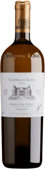 Castello Luigi Bianco Ticino DOC
