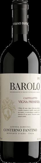 Barolo Castelletto Vigna Pressenda DOCG/b