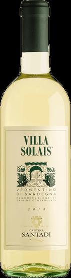 Villa Solais Vermentino di Sardegna DOC