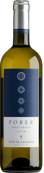 Pinot Grigio Alto Adige Porer DOC/bdc