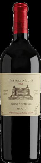 Castello Luigi Rosso Ticino DOC
