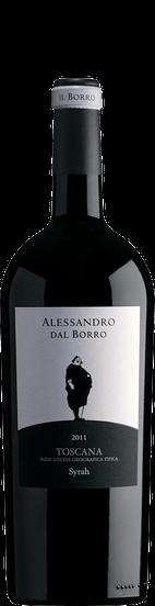 Alessandro Dal Borro Rosso Toscana IGT/b