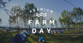 PREMIUM FARM DAY ヨガレッスンご提供
