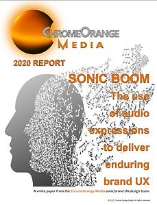 2020 Report - Sonic Branding