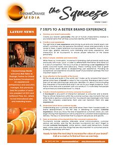 ChromeOrange Media newsletter image