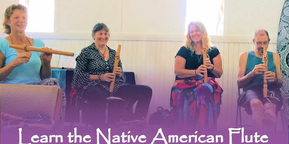 Learn the Native American Flute - The Last Workshop