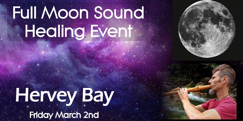 Journey into Sacred Sound - A Sound Healing Event