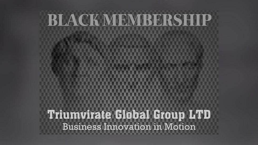 TGG Black Membership