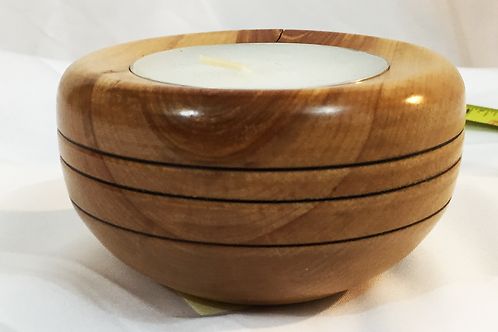 Elm Candle Holder