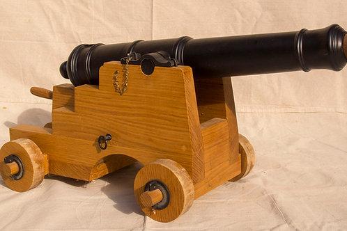 Custom Cannon Sea Carriage