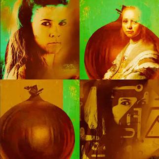Digital collages  c37 / @2020   120x120