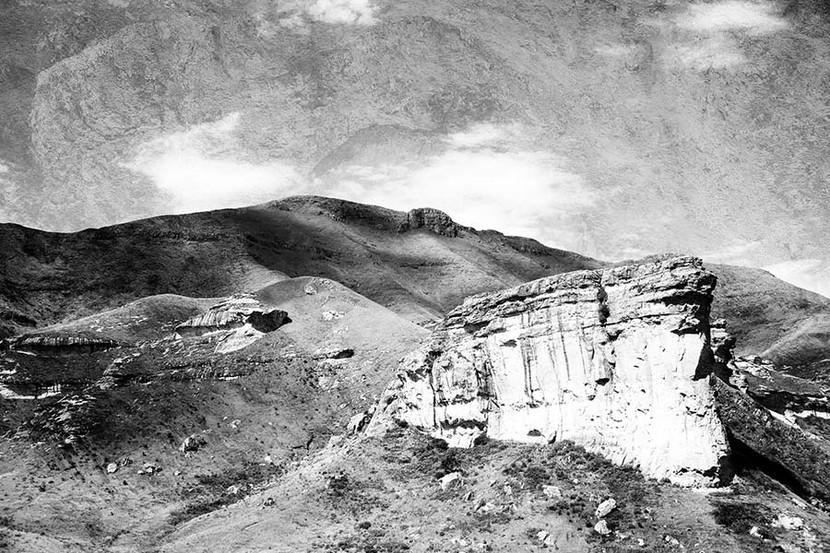 Landscapes Bergen3d / © 2021 100x120 / 70x100 - 1/3+1  South Africa
