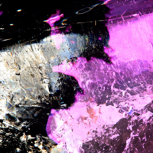 PINKICE  105 W x 70 H cm  lambda print/dibond/acrylic Limited edition (7+1)   @2015 / Abstract / ij2
