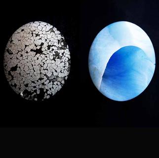 Digital collages  c24 / @2020   Eggs