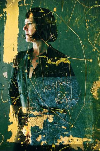 Model: Joan She's a dancer Portrait /7e4 @2019  70x105 Sold