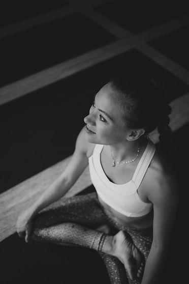 Helen Russell-Clark Yoga Contact