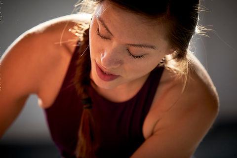 Helen Russell-Clark Yoga