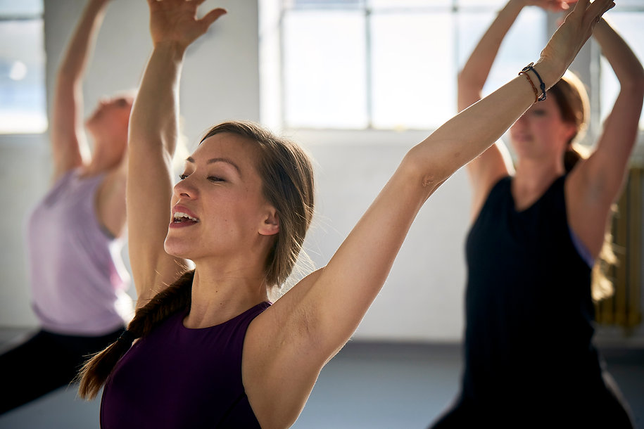 Heln Russell-Clark Yoga