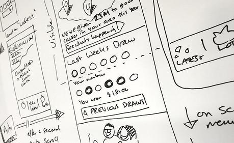 Camelot | Stuart Neale Design | UX and Service Design