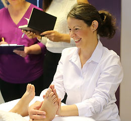 Study Reflexology with Temple Academy of Reflexology