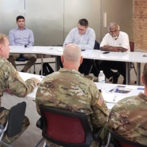 GeneCapture presents to Air Force and Special Operations at MGMWERX in Montgomery AL