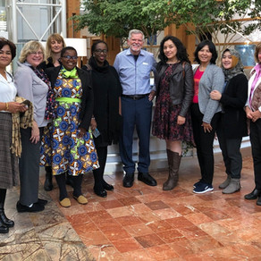 GeneCapture hosts international women leaders in STEM