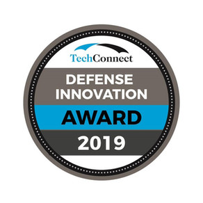 Innovation Award Winner at Defense Tech Connect in Washington DC