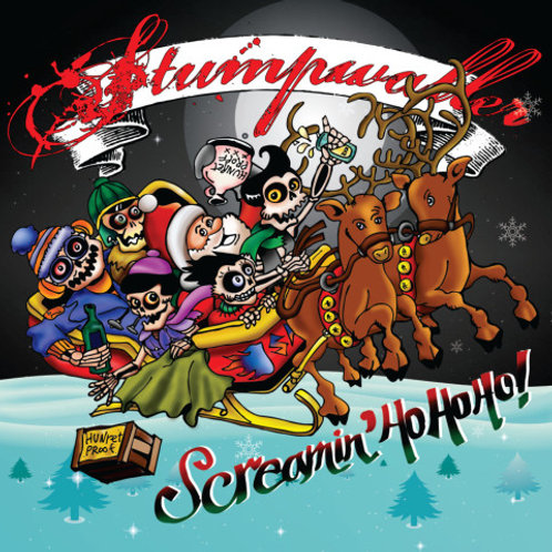 Screamin' Ho Ho Ho! CD