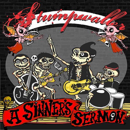 A Sinners Sermon EP CD