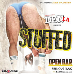 DenLA stuffed 18