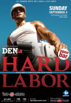 DenLA Hard Labor