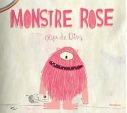 ♥ Monstre rose