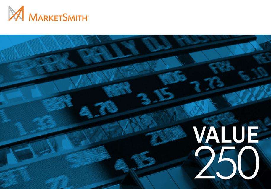 Market Smith Value 250 Publication