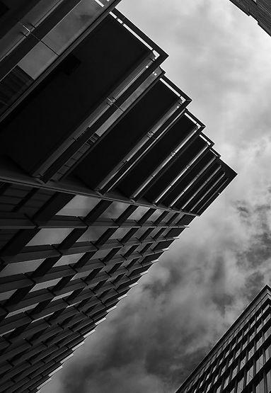architectural-design-black-and-white-bui