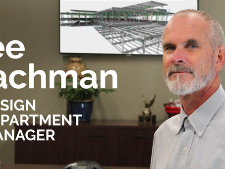 Lee Bachman – Designed for Excellence