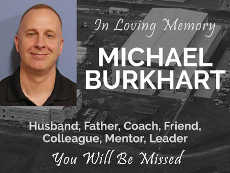In Memoriam | Mike Burkhart