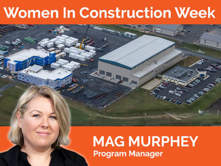 Magdalena Murphey, Woman in Construction