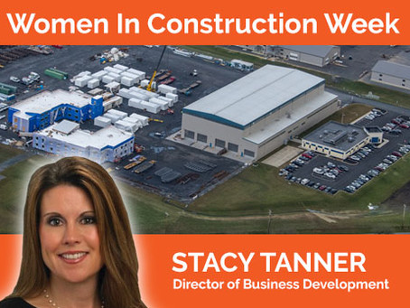 Stacy Tanner, Woman in Construction