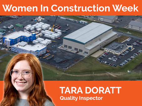Tara Doratt, Woman in Construction