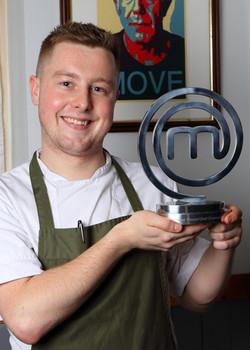 Alex Webb, MasterChef The Professionals 2020 Winner